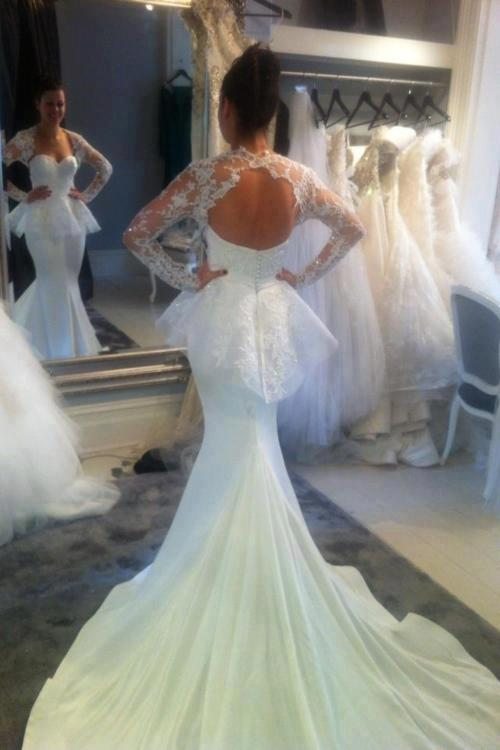 The 20 Most beautiful wedding dresses