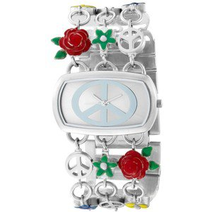 Be on time and in style with a fashionable, designer watch!