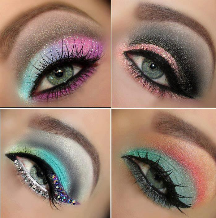Wonderful make up for any occasion
