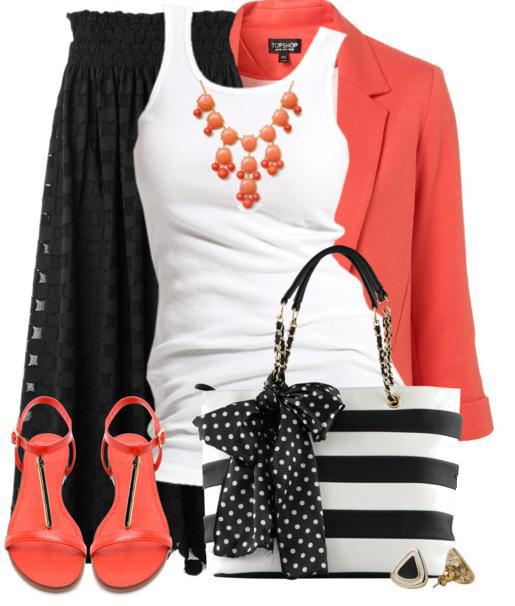 The Best Color Combinations In Women S Apparel