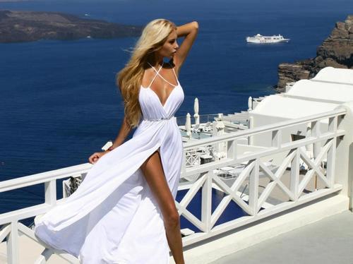 Summer & Evening Maxi Dress