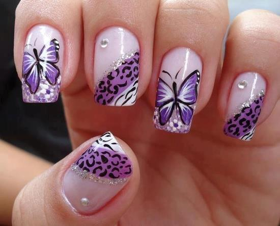 27 Modern Nails With Beautiful Design