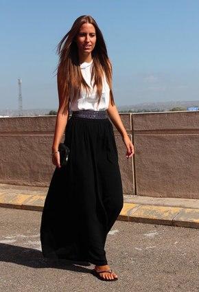 16 Maxi Skirt Trends