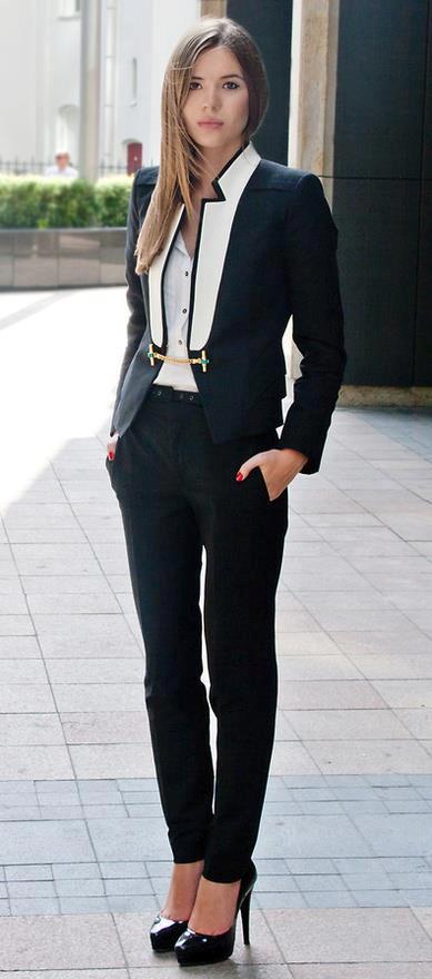 19 Trends In Blazers Women S Fashion 2013