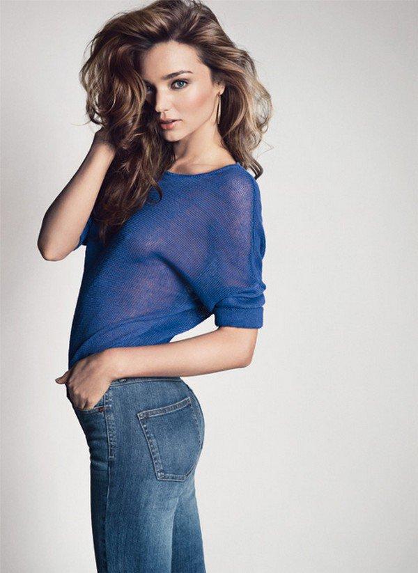 Miranda Kerr for Mango