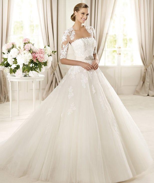 29 Wonderful Wedding Dresses