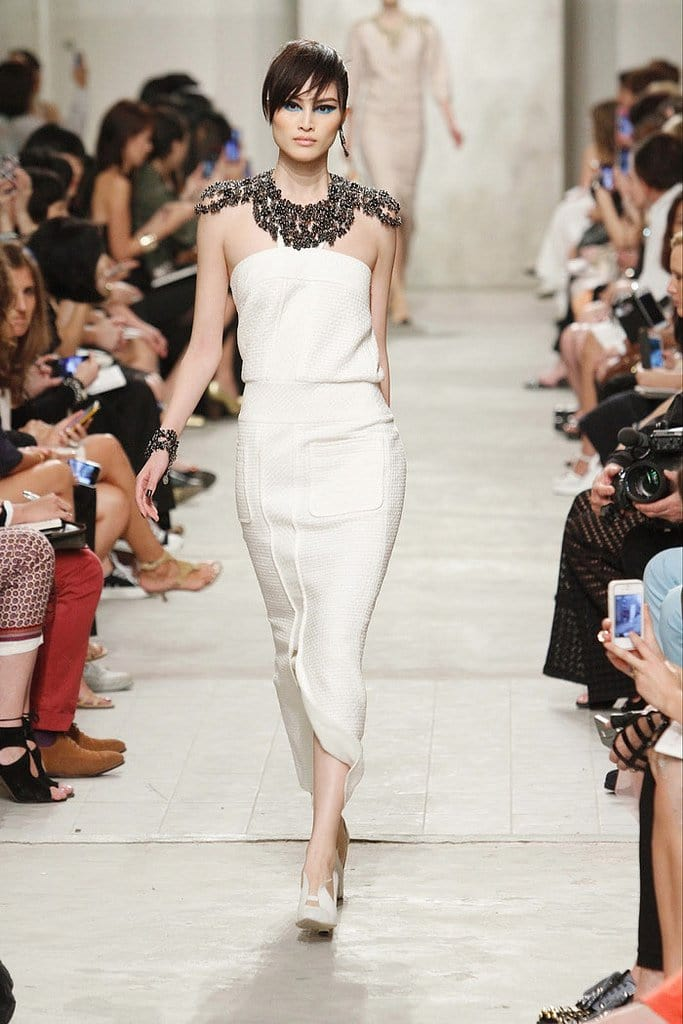 Show Review: Chanel Resort 2014