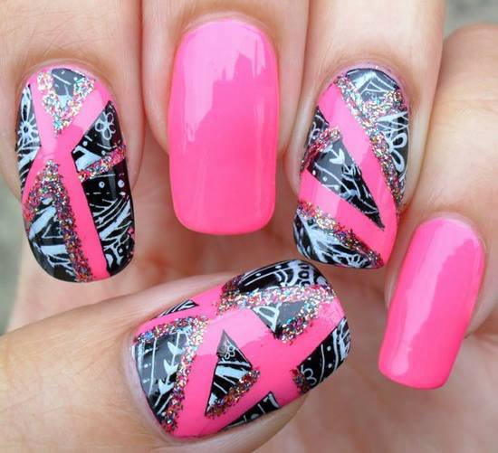 My Top 10 And Top 5 Nail Artists Who: 29 Amazing Nail Art