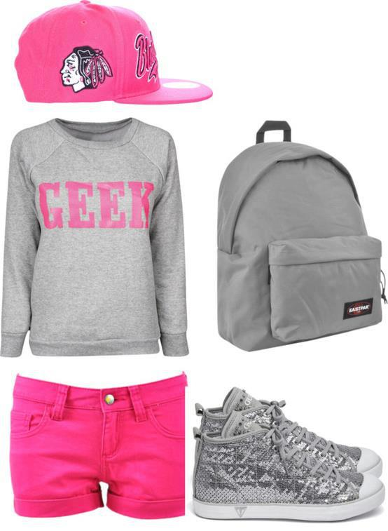 Fashion Trend: Pink