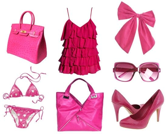 Fashion Trend Pink