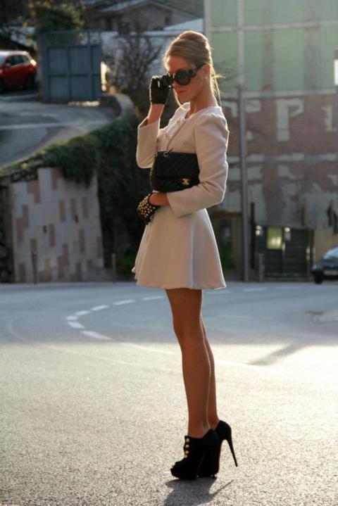 40 Street Fashion Fashionably Beautiful Amp Sexy
