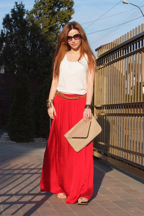 28 Trendy Long Skirt