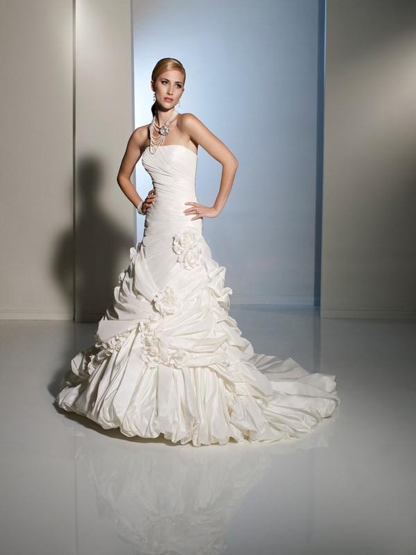 37 Gorgeous Mermaid Wedding Dres
