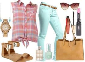 25 Polyvore Combinations For Every Day