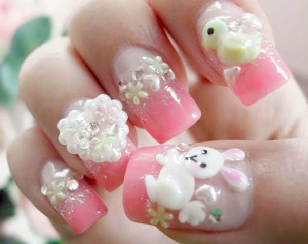 Nail paint design best nails 2018 21 amazing and attractive nail paint designsall for fashion design prinsesfo Image collections