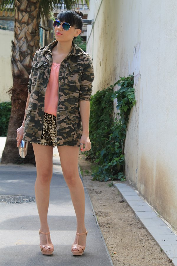 24 Military Clothing Fashion Trend For This Season