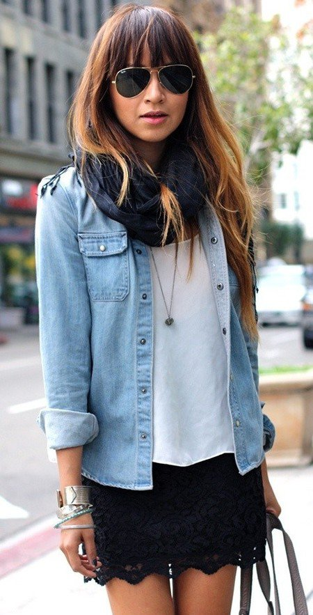33 Must Have Fashion Combination For This Summer