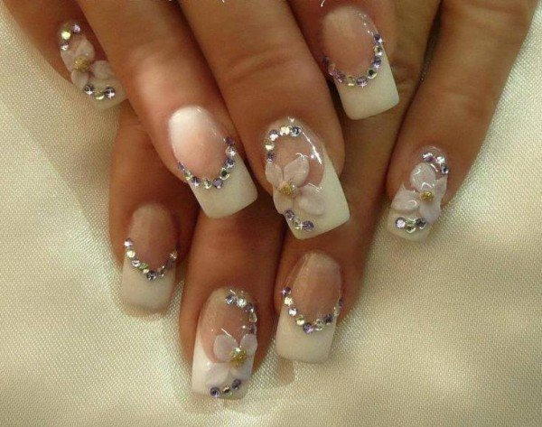Winter Wedding Ideas 31 Unique Nail A...