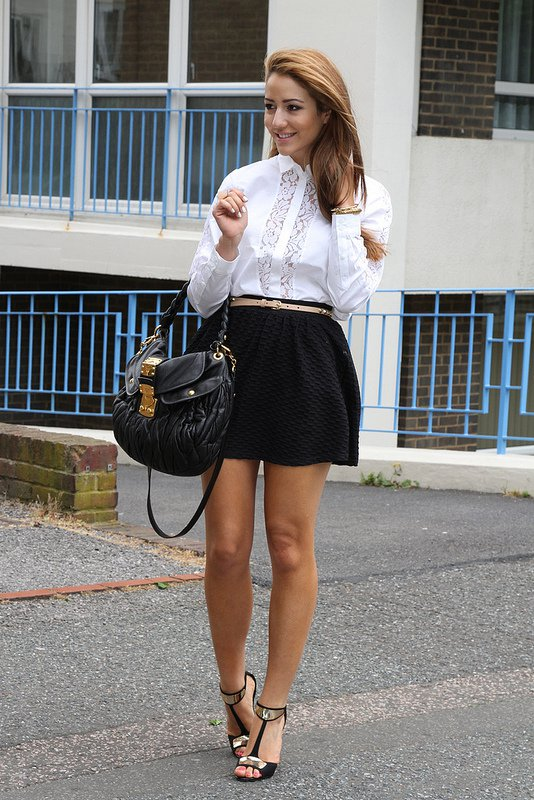 Fashion Trendy School Uniform