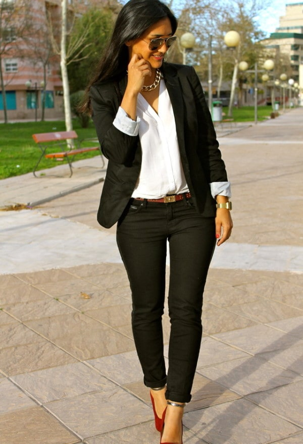Late Summer Outfits To Wear During Fall