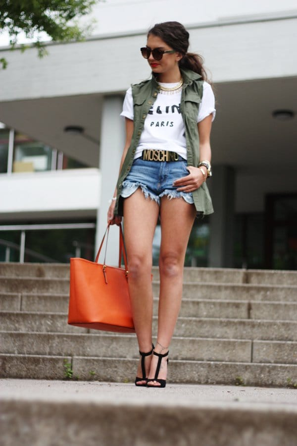 28 Fashionable Combinations With Shorts