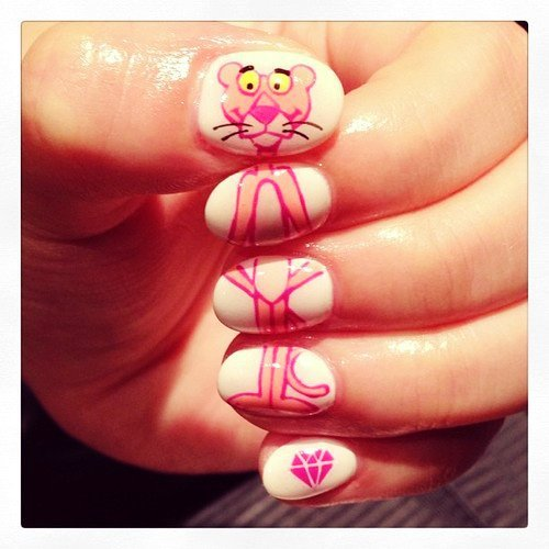 Cool Nail Art: 21 Cool Nail Art Ideas