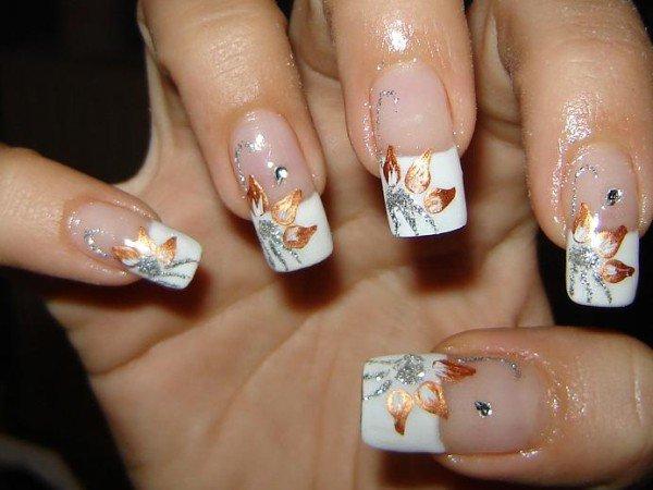 26 Cute Nail Art Designs