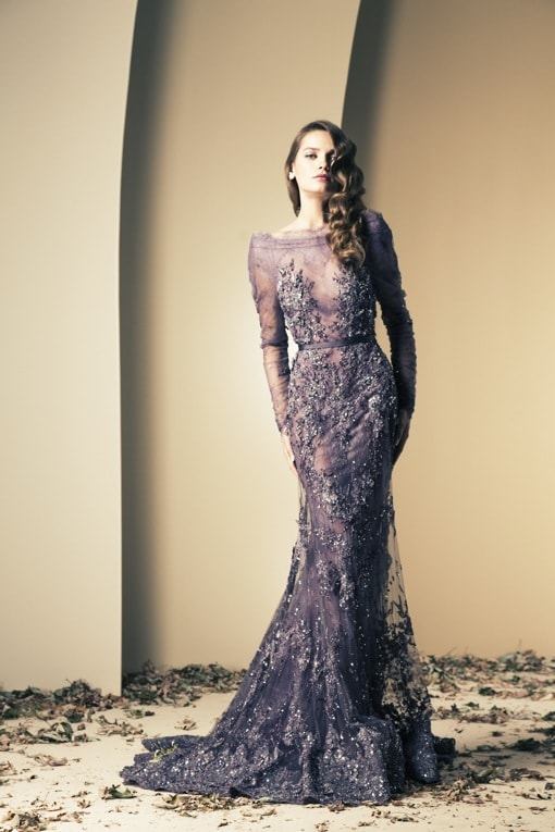 31 Ziad Nekad Haute Couture Fall Winter 2013 2014