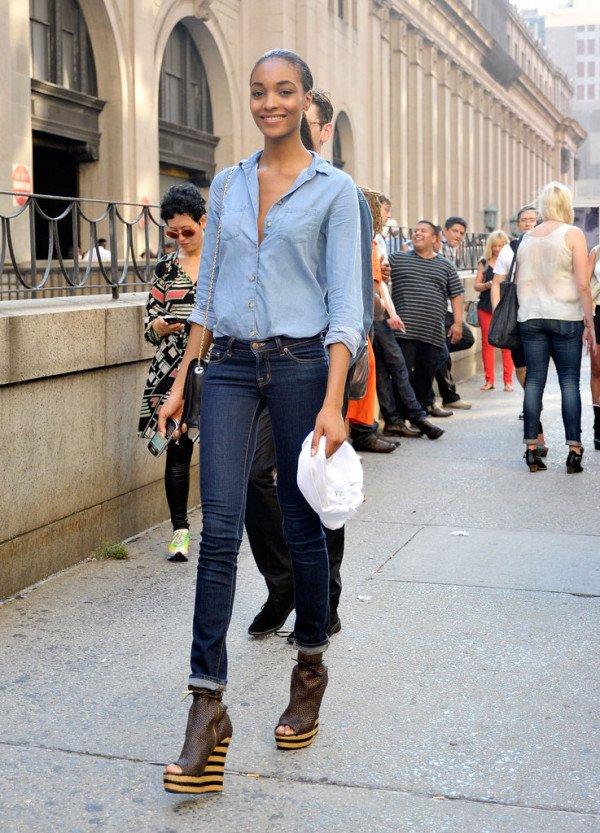 22 New York Street Style Fashion