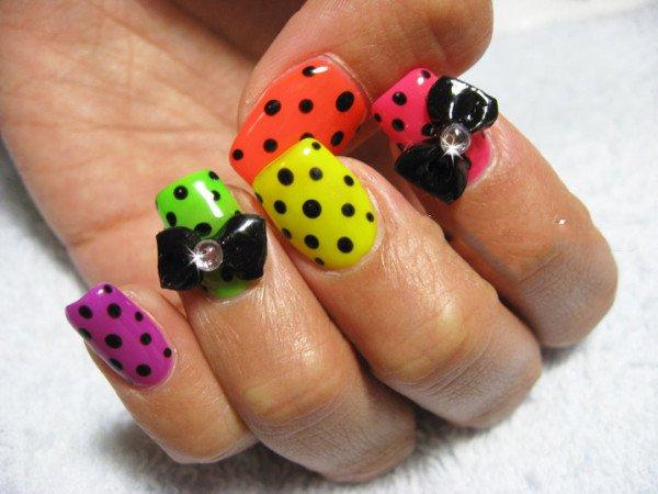 27 Nail Art Ideas And Nail Designs