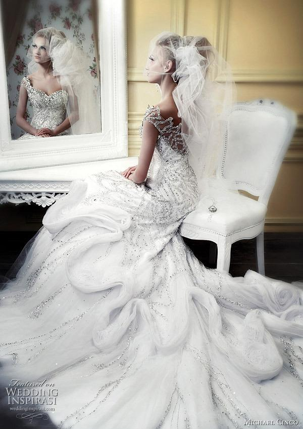 WEDDING DRESSES BY MICHAEL CINCO COUTURE