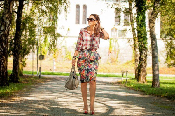 26 Tartan & Plaid Fashion Trend