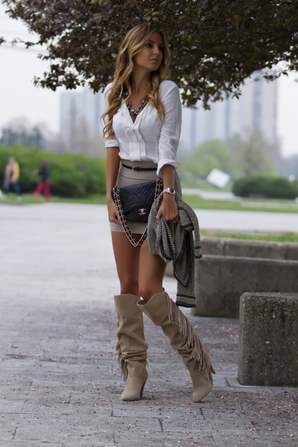26 Fashion Trends   Best Winter Boots
