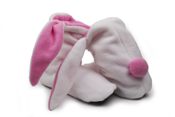 Jolly Bunny slippers: this season must have!