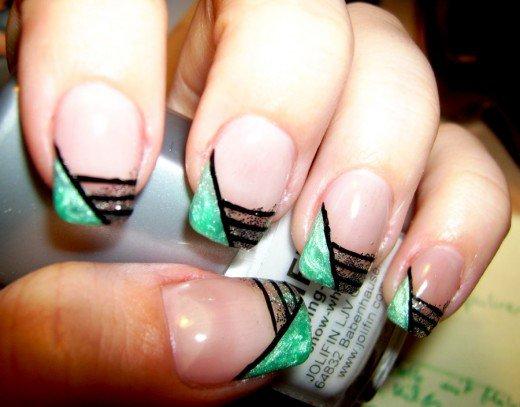 22 Cute Easy Nail Designs