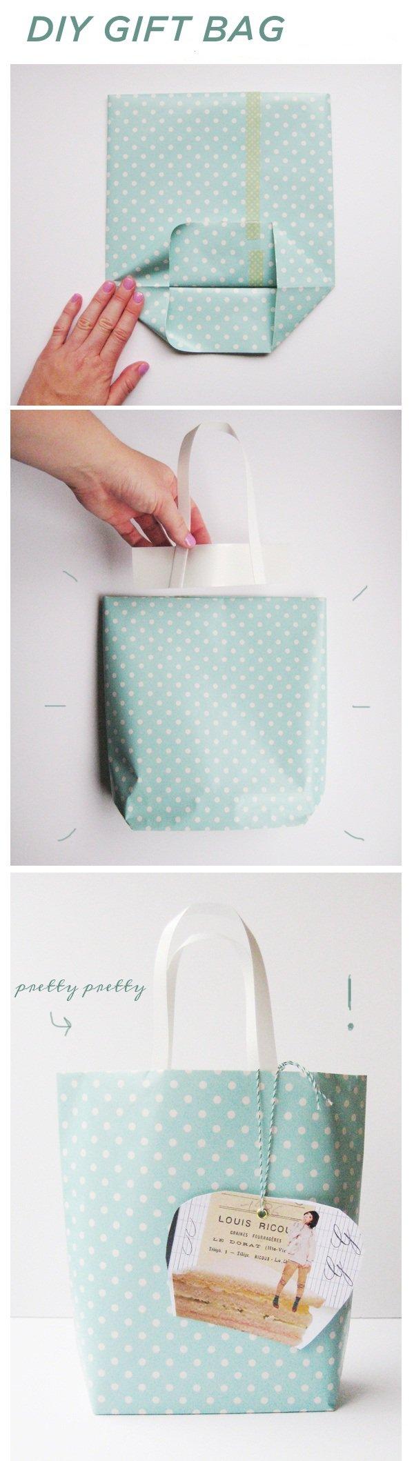 4 DIY Bags Ideas