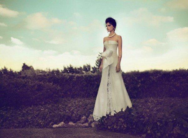 MODERN, DARING & GLAM WEDDING DRESES BY ZAHAVIT TSHUBA
