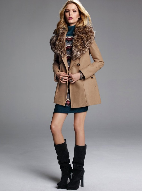 Josephine Skriver for Victorias Secret