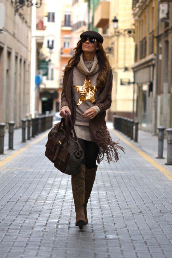 17 Chic Winter Fashion