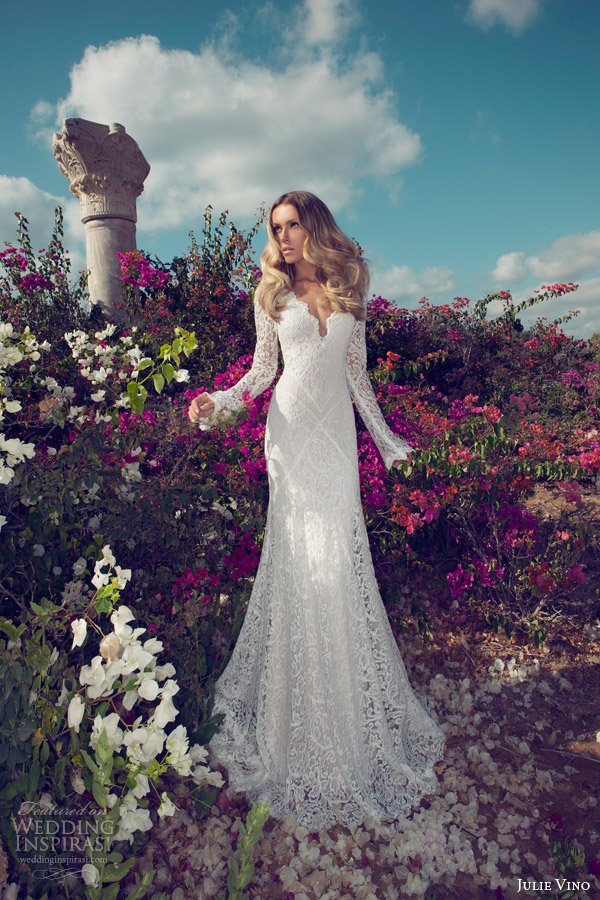 Amazing Wedding Dresses To Get You Inspired For Your Big Day   By Julie Vino