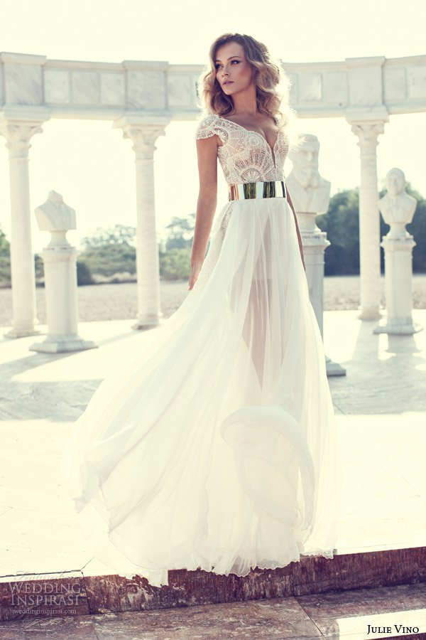 Amazing Wedding Dresses To Get You Inspired For Your Big