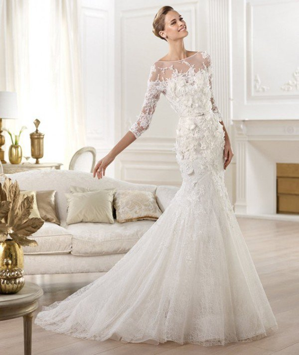 Elie Saab Wedding Dresses 2014 / New Collection