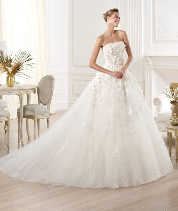 Latest Wedding Gowns 2014: Elie Saab Wedding Dresses 2014 / New Collection