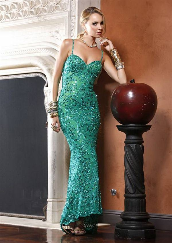 99f13763bfd ... 40 Prettiest New Years Eve 2014 Dresses ...