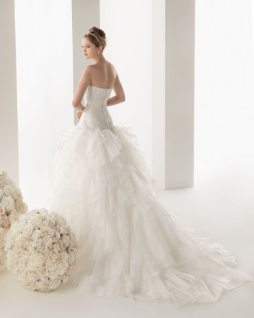 Two 2014 Spring Rosa Clara Bridal Collection