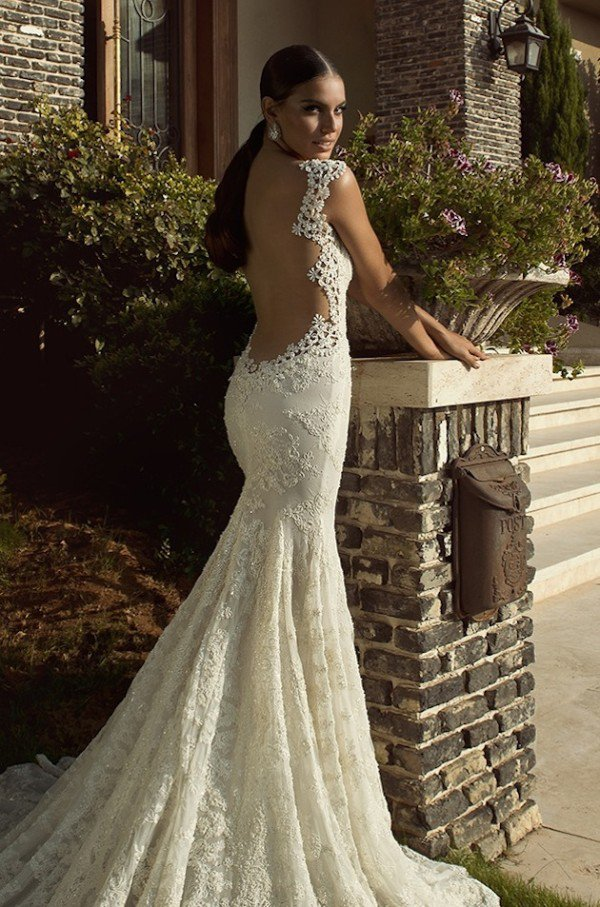 Outstanding Bridal Gowns   The Empress Collection By Galia Lahav