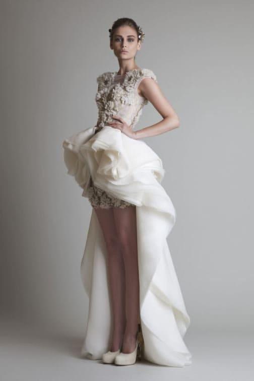 Krikor Jabotian Couture Lebanese Designer From Beirut