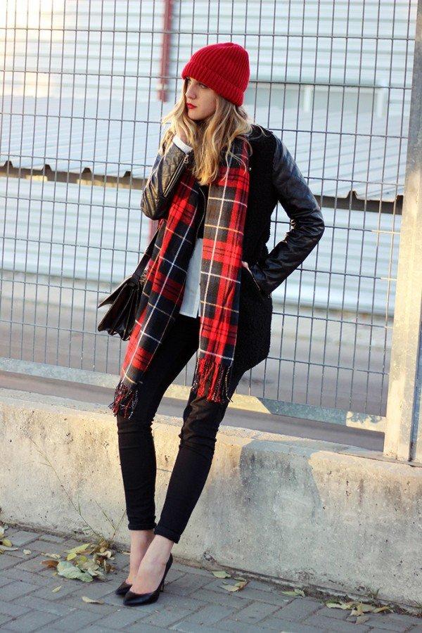 26 Beanie Outfit Ideas