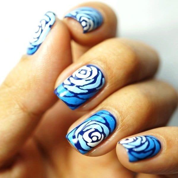 22 Stylish Nail Art Designs