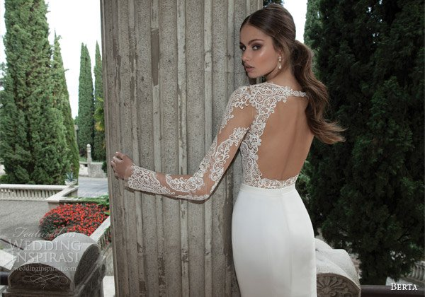Attractive Bridal Collection By BERTA